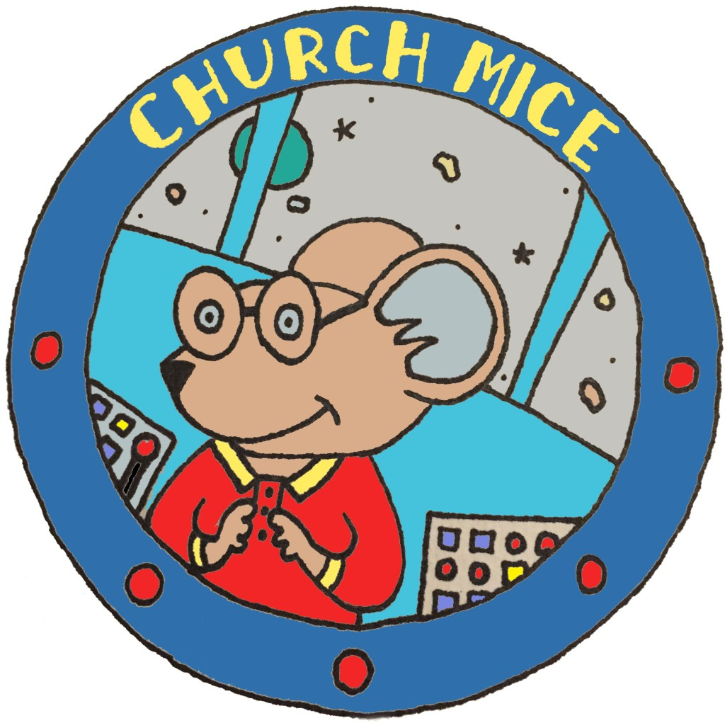 2 Church mice